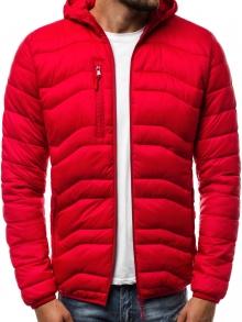 Мъжко яке ''Брест'' - червено