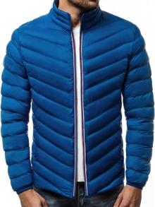 Мъжко яке ''Григо'' - светло синьо