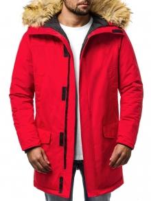 Мъжко яке ''Франк'' - червено