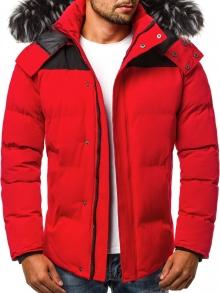 Мъжко яке ''Тоби'' - червено