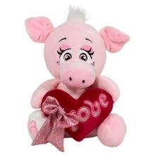 Розово прасенце 30см