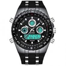 Мъжки Цифров Часовник С Много Функции