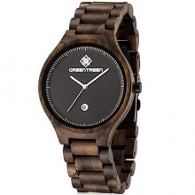 Мъжки Часовник Greentreen Ръчно Изработен
