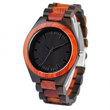 Мъжки Ръчен Часовник От Дърво Derieter