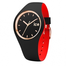 Черен Дамски Часовник Със Силиконова Каишка Ice-Watch