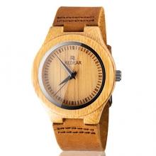Ръчен Дамски Часовник От Бамбук StillCool