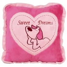 Възглавничка Sweet Dreams - Розова - 39см