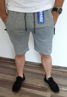 Мъжки шорти ''Space'' - светло сиви