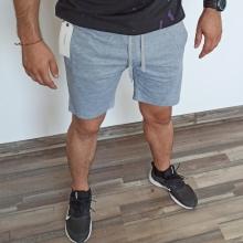 Мъжки шорти Strong - светло сиви